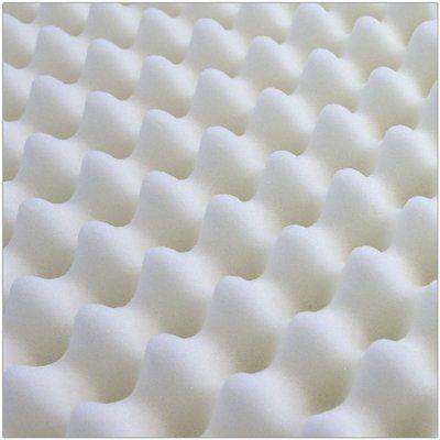 Materasso Matrimoniale 160X190 H25 Cm 9 Zone Differenziate 7 Cm Memory Foam Like 7
