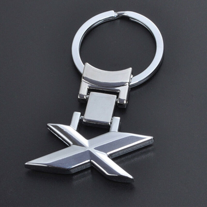 Car Logo Alloy Key Chain keyring Key Holder Ring For BMW 1 3 5 6 7 8 X Series 8