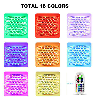 1-15M 5050SMD 230V RGB LED Stripe Set Lichtleiste Licht Schlauch Streifen IP65 7