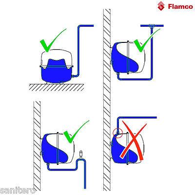 Ausdehnungsgefäß Flamco Contra Flex für Heizung & Solar verschiedene Größen