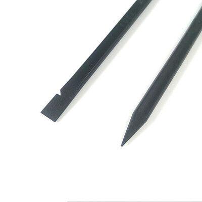 5x Black Nylon Plastic Spudger Stick Opening Repair Tool Macbook Pro//Air-iPhone