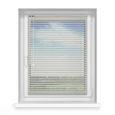 Alu Jalousie auf Maß Fenster Tür Aluminium Jalousette Alujalousie 25mm Lamellen