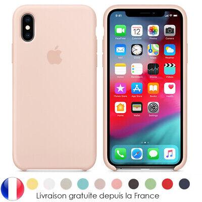 Pour iPhone X XR XS MAX 8 7 6s Plus Case Coque Etui Housse Pare-chocs 3