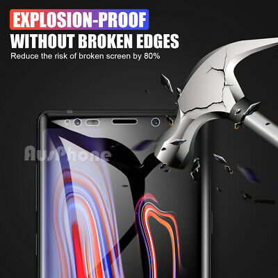 HYDROGEL AQUA FLEX Screen Protector Samsung Galaxy S9 S8 Plus Note 9 8 S7 Edge 2