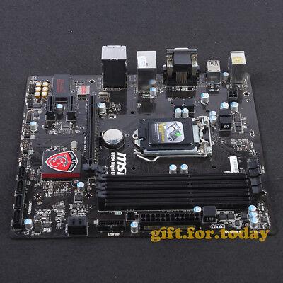 Original MSI B85M Night Elf Intel B85 Motherboard LGA 1150 DDR3