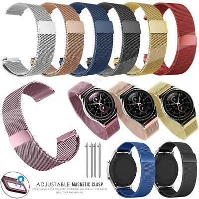 22MM Replacement Leather/Steel/Nylon Wrist Watch Band Strap For Huawei watch GT 4