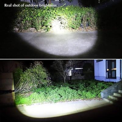 20000lm Genuine Lumitact G700 CREE LED Tactical Flashlight Military Grade Torch 2