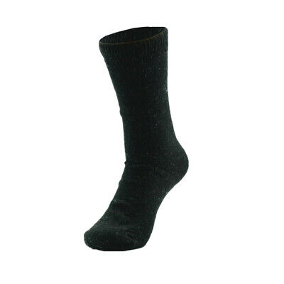 3 Pairs Mens Heavy Duty Winter Thermal Work Boots Wool Cotton Crew Socks 9-13 3