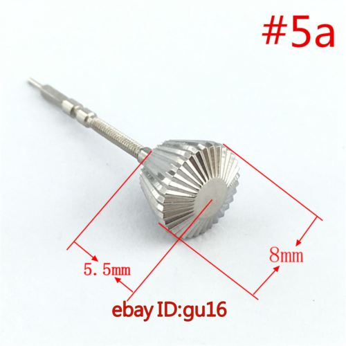 1pcs Stainless Steel Watch Crown fit eta 6497,6498 Seagull ST36 movement p217 4
