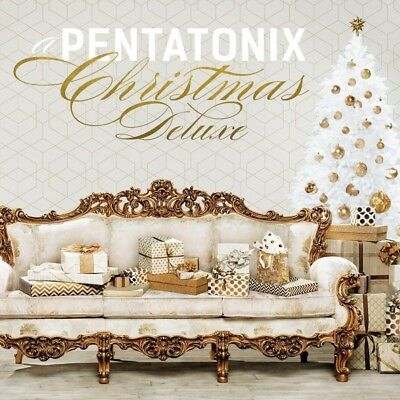 A Pentatonix Christmas Deluxe [10/20] by Pentatonix (CD, Oct-2017, RCA) NEW 2