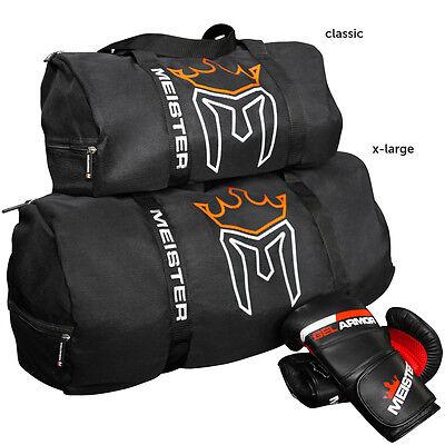 3 Of 4 Meister X Large Chain Mesh Duffel Gym Bag Mma Sports Crossfit Equipment Gear