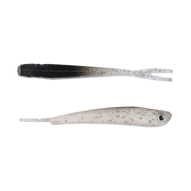 10pcs Soft Silicone Fishing Lures Bass CrankBait Crank Bait Tackle 7.5cm//2.4g UK