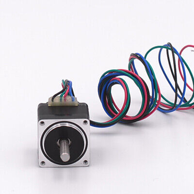 Mini Nema 8 20mm 2-Phase 4-Wire Precision Stepper Motor DIY Robot CNC 3D Printer 3