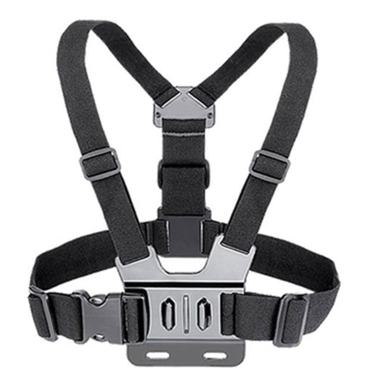 44pcs Aktion Kamera Zubehör Brustgurt Set Halterung Mount für Gopro Hero 6 5 4