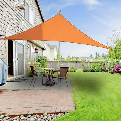 Outdoor Garden Patio Sun Shade Sail Canopy Awning Waterproof 98% UV Protected UK 4