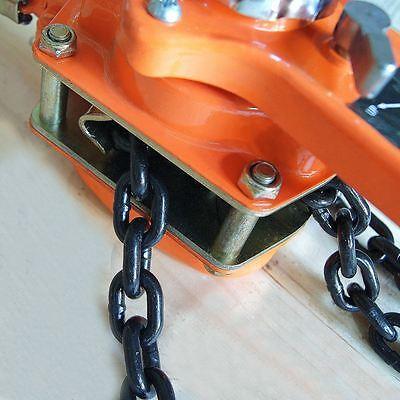 KATSU 181715 Lever Ratchet Tensioner Chain Block Hoist [Size:1 1/2T]