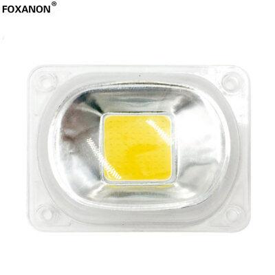 20W 30W 50W WarmWhite DIY Glühbirne LED Chip Glühbirne Perlen 60x40mm für flood 7