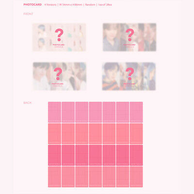 BTS MAP OF THE SOUL : PERSONA Album 4SET CD+Photobook+Card+Etc+Tracking Number 8