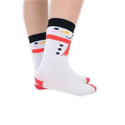 Kids Christmas Socks Children's Novelty Xmas Stocking Filler Gift 5