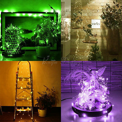 Cork Shaped 20 LED Night Light Starry Lights Wine Bottle Lamp For Wedding Party 3