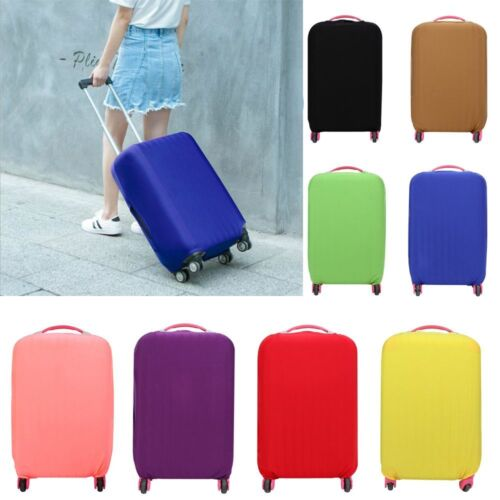 """Protector Cover Case for 18""""- 30"""" Luggage Suitcase Solid Elastic Stretch Fabric 2"""