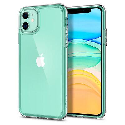 iPhone 11, 11 Pro, 11 Pro Max Case | Spigen® [Ultra Hybrid] Clear Cover 6