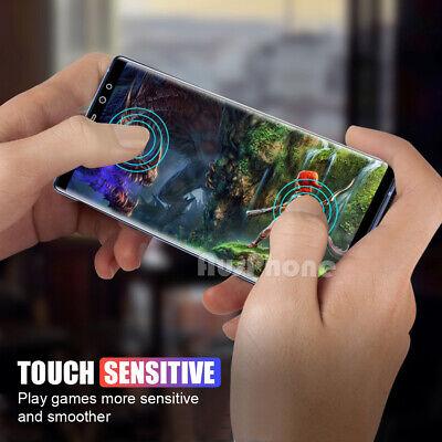 HYDROGEL AQUA FLEX Screen Protector Samsung Galaxy S9 S8 Plus Note 9 8 S7 Edge 3