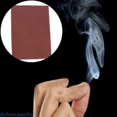 10PCS Close-Up Magic Illusion Gimmick Finger Smoke Fantasy Trick Prop Stand-Up 6