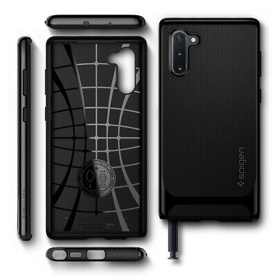 Galaxy Note 10, 10 Plus/10 Plus 5G Case | Spigen® [Neo Hybrid] Protective Cover 10