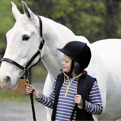 Shires Equestrian Jockey Skull Cap Horse Riding Helmet Pas015 + Kitemarked