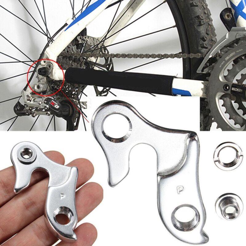 Universal Bicycle Alloy Rear Gear Mech Derailleur Hanger Frame Gear Tail Hook 3