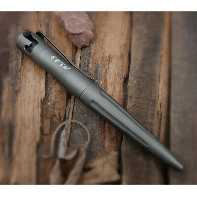 Coolhand Bolt Action Tactical Pen Compact Size Grey Finish Aluminum 5368-GY 2