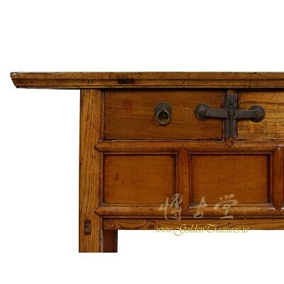 Antique Chinese Ming Style Console Table/Sideboard 4