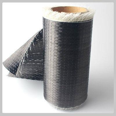 Tessuto in vera fibra di carbonio 12K ad alta drappeggiabilità usare con resine 3