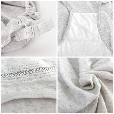 3 Packs Women High Waist Adjustable Maternity Pregnant Panties Briefs Underwear 10