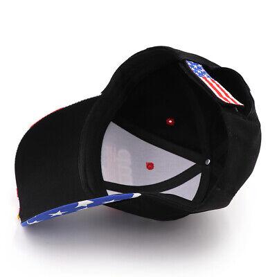US President Donald Trump 2020 USA Flag Baseball Cap Hat Make America Great Bu 5