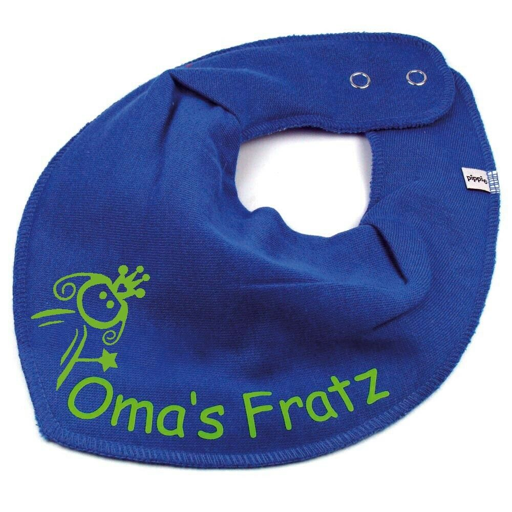 HALSTUCH PRINZESSIN mit Namen oder Text personalisiert für Baby oder Kind 2