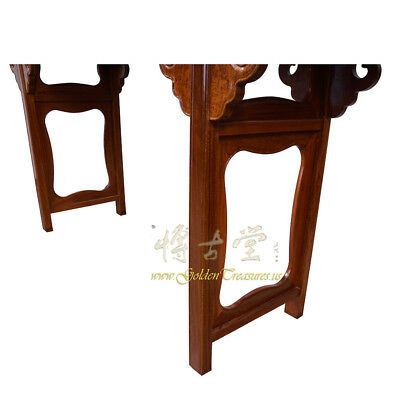Chinese Vintage Carved Rosewood Altar Table 16LP88 9