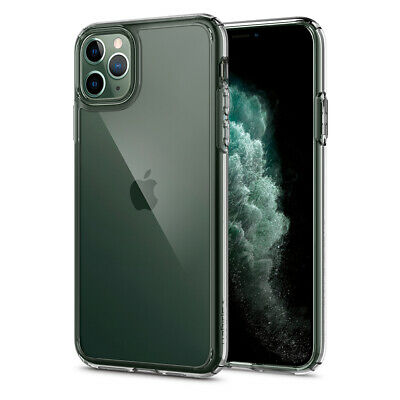 iPhone 11, 11 Pro, 11 Pro Max Case | Spigen® [Ultra Hybrid] Clear Cover 2