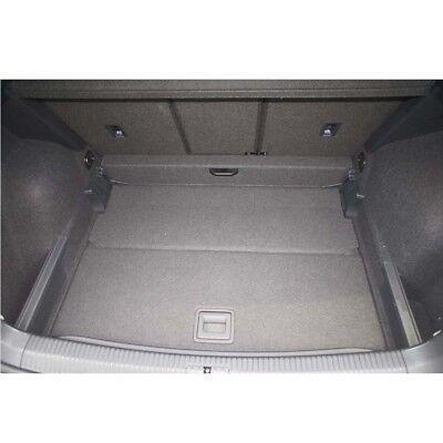 Kofferraumwanne mit Antirutsch für VW Golf Sportsvan 2014- für oben und unten 6