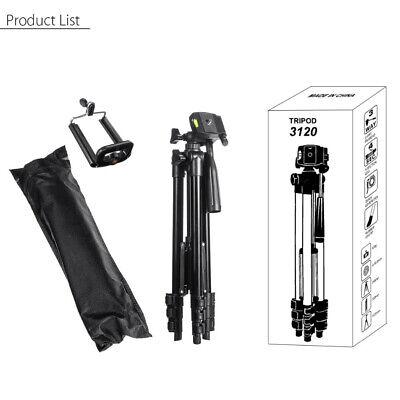 Tripod Stand Mount Holder For Digital Camera Camcorder Phone Iphone Dslr Slr Uk 3