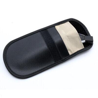 UK Car Key Signal Blocker Case Faraday Cage Fob Pouch Keyless RFID Blocking Bag 2