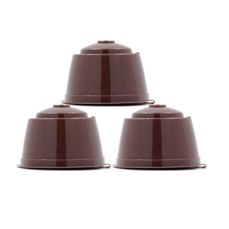 HOT Coffee Capsule Pods Cup for Nescafe Dolce Gusto Machine Refillable K Cups CN 4