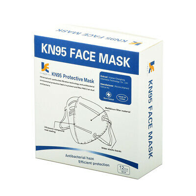 KN95 Disposable Face Mask Mouth Cover Medical Protective Respirator Masks K N95 2