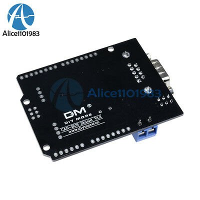 Business & Industrial SPI MCP2515 EF02037 CAN BUS Shield ...
