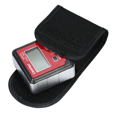 GemRed Mini LCD Level Box Angle Gauge Digital Finder Inclinometer Magnetic Base 11