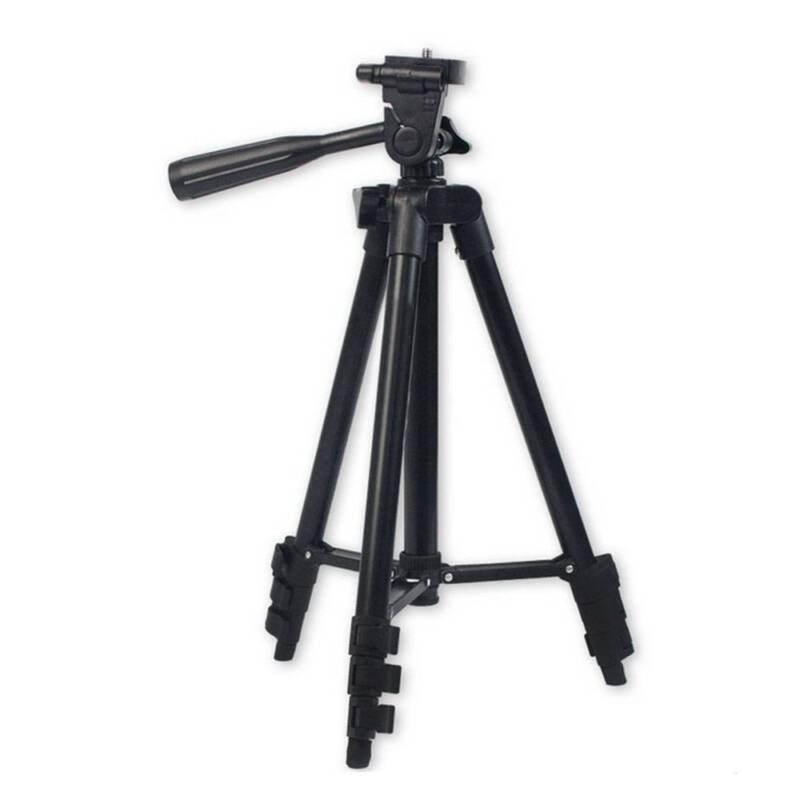 Trépied Photo Professionnel pour Appareil Photo Caméra phone Magnalium Holder 8