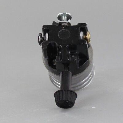 Leviton 3 TERMINAL ~ Turn Knob Lamp Socket Interior for Wiring Bottom Light Bulb 3