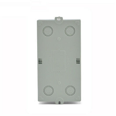 4 Way Ip65 Waterproof Electrical Distribution Enclosure Outdoor