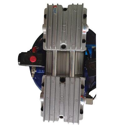 Dental Noiseless Oil-Free Oilless Air Compressor 32L Gas tank 850W AC220V DHL 7